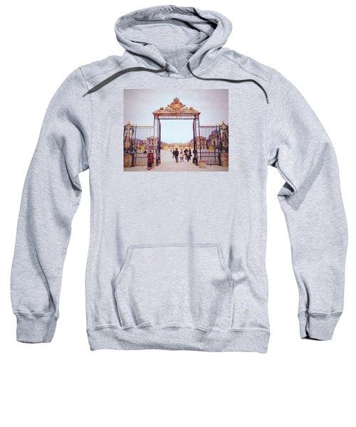 Heaven's Gates Sweatshirt by Ashley Hudson
