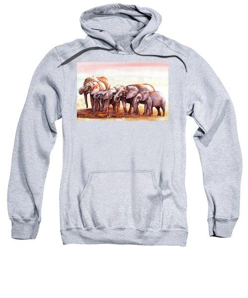 Heavy Drinkers Sweatshirt