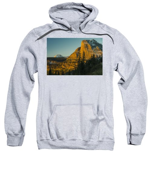 Heavy Runner Mountain Sweatshirt