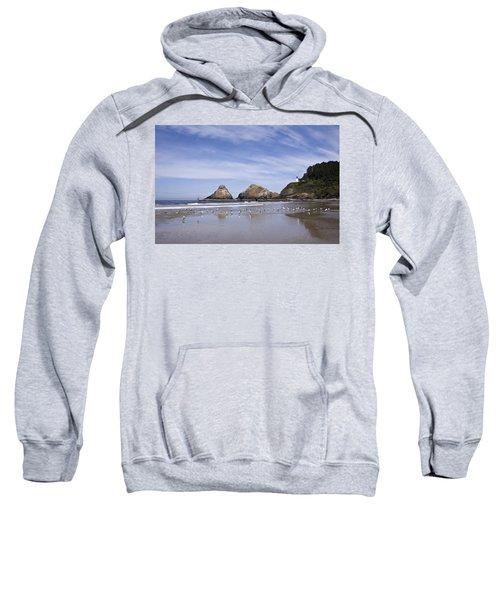 Heceta Head Lighthouse 1 Sweatshirt