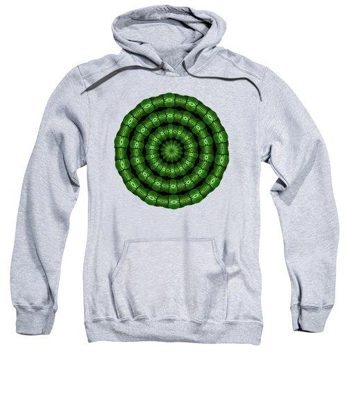 Helenite Healing Rings Sweatshirt