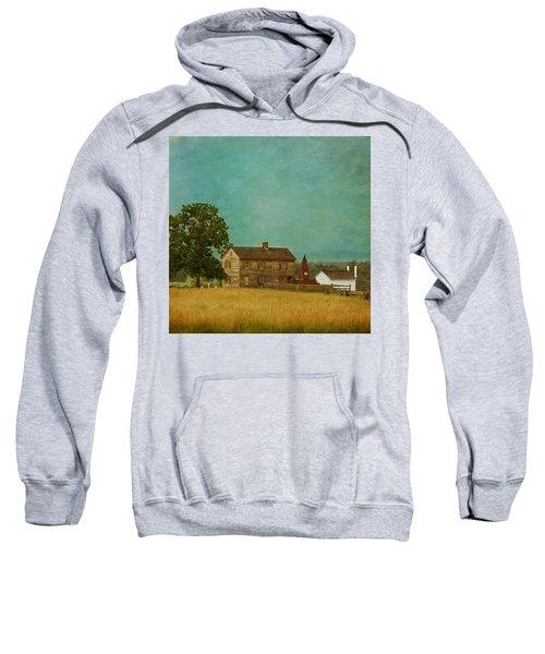 Henry House At Manassas Battlefield Park Sweatshirt