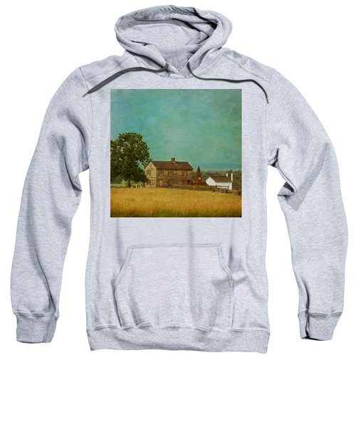 Henry House At Manassas Battlefield Park Sweatshirt
