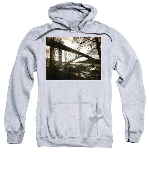 Henry Hudson Bridge, 1936 Sweatshirt