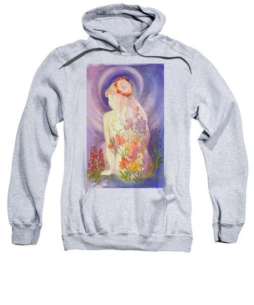 Herbal Goddess  Sweatshirt