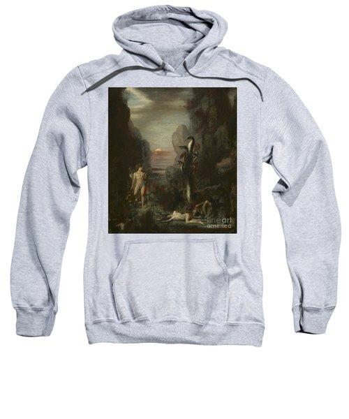 Hercules And The Lernaean Hydra Sweatshirt