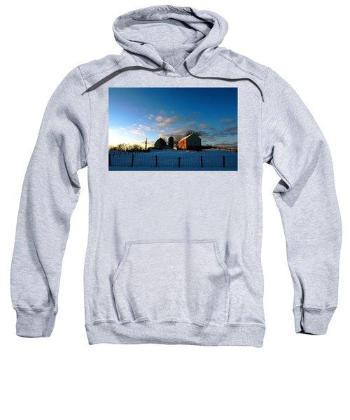 Here It Comes Sweatshirt