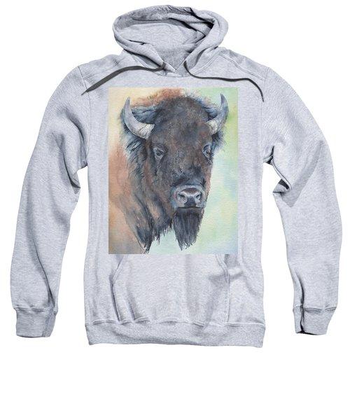 Here's Looking At You - Bison Sweatshirt