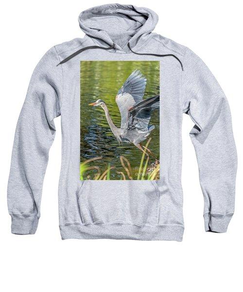 Heron Liftoff Sweatshirt