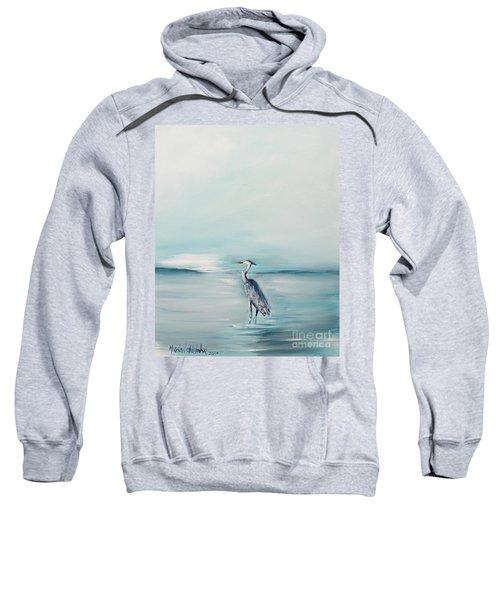 Heron Silence Sweatshirt