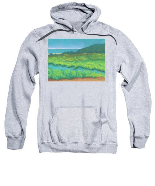 Heron's Home Sweatshirt