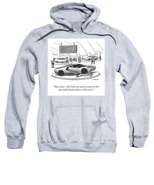 Hey Relax Sweatshirt