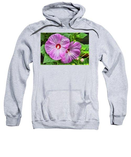 Hibiscus Beauty Sweatshirt