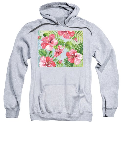 Hibiscus Paradise-jp3965 Sweatshirt
