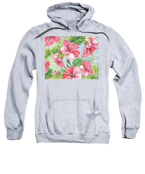 Hibiscus Paradise-jp3966 Sweatshirt