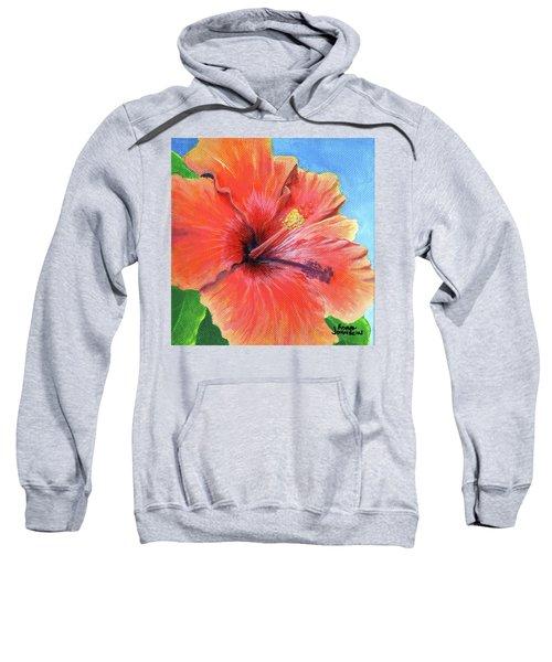 Hibiscus Passion Sweatshirt