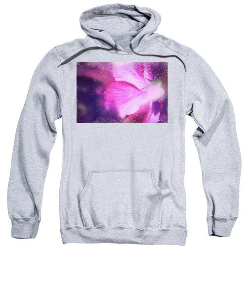 Hibiscus Scatter Sweatshirt