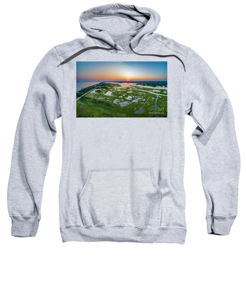 Hidden Beauty Pano Sweatshirt