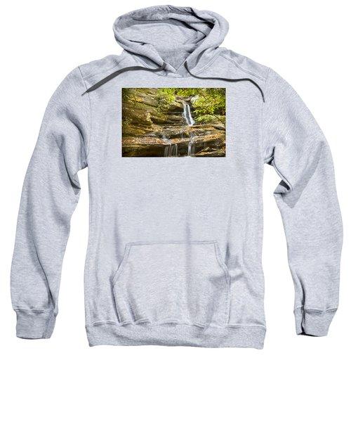 Hidden Falls-hanging Rock State Park Sweatshirt