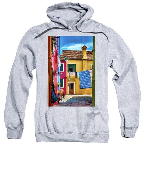 Hidden Magical Alley Sweatshirt