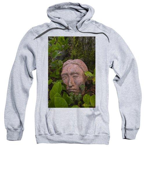 Hiding Signed Sweatshirt