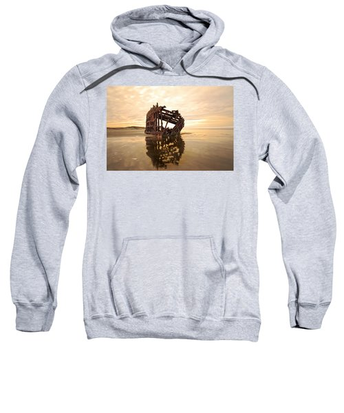 High And Dry, The Peter Iredale Sweatshirt