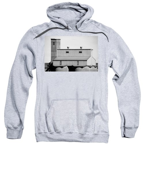 Sweatshirt featuring the photograph High Rise by Stephen Mitchell