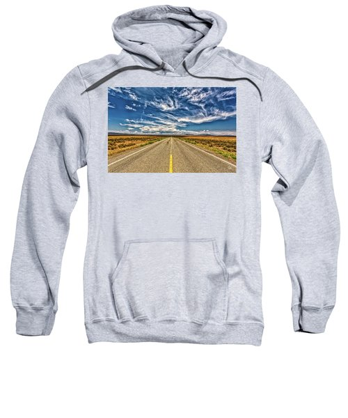 Highway 64 To Taos Sweatshirt