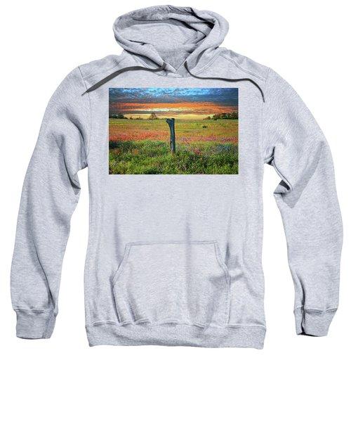 Hill Country Heaven Sweatshirt