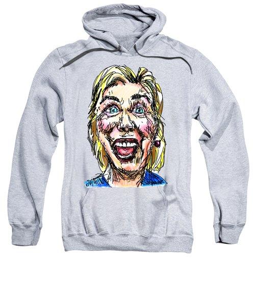 Hillary Sweatshirt by Robert Yaeger