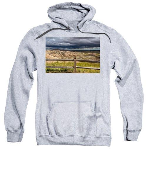 Hills Behind The Fence Sweatshirt