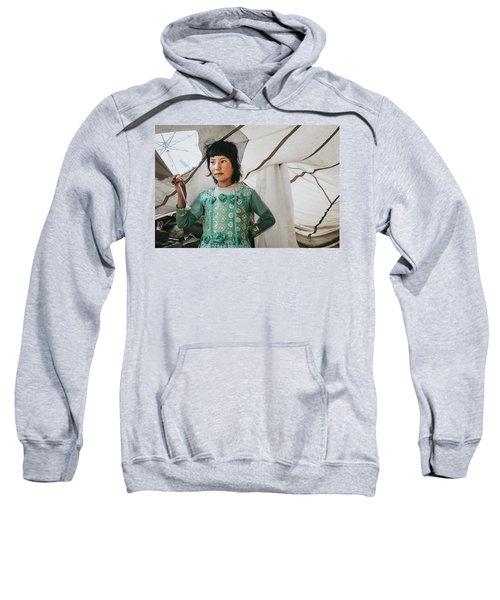 Himalayan Girl Sweatshirt