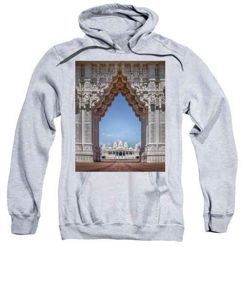 Hindu Architecture Sweatshirt