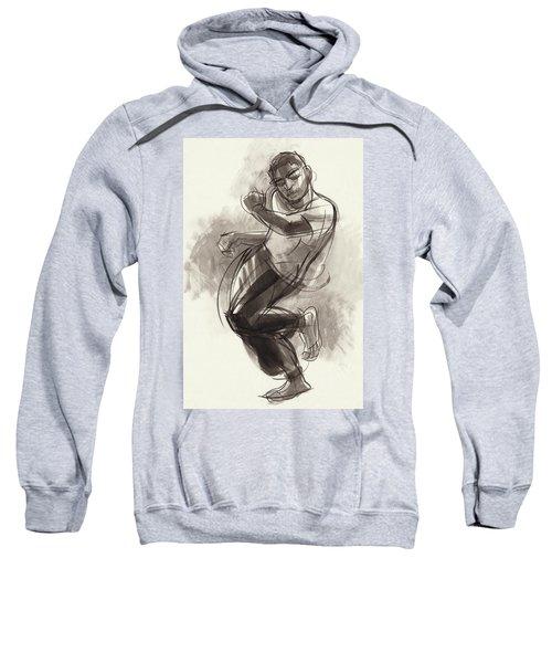 Hiphop Dancer 2 Sweatshirt