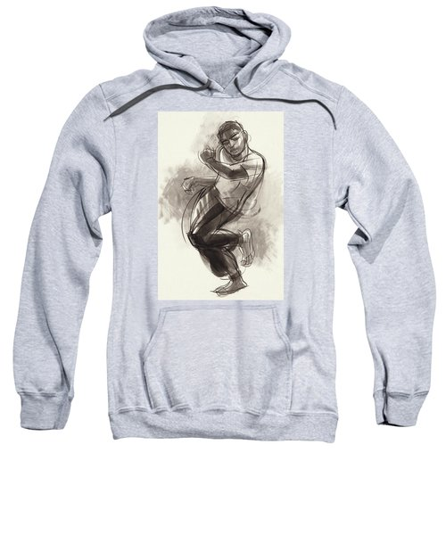 Hiphop Dancer 2 Sweatshirt