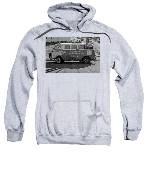 Hippie Van, San Francisco 1970's Sweatshirt