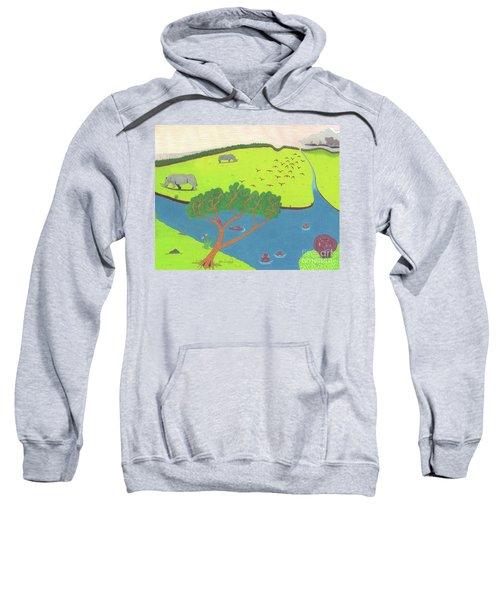 Hippo Awareness Sweatshirt