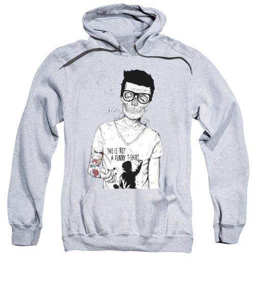Hipsters Not Dead Sweatshirt