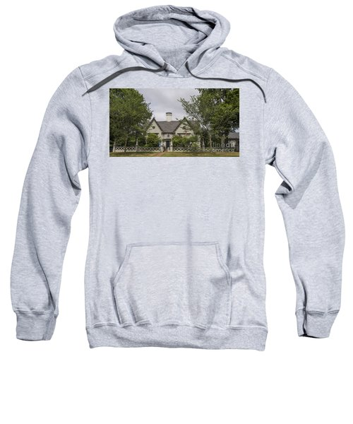 Historic House In Salem Sweatshirt