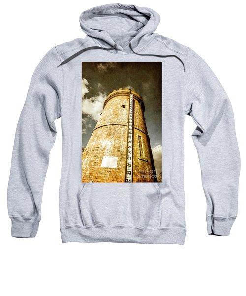 Historic Water Storage Structure Sweatshirt