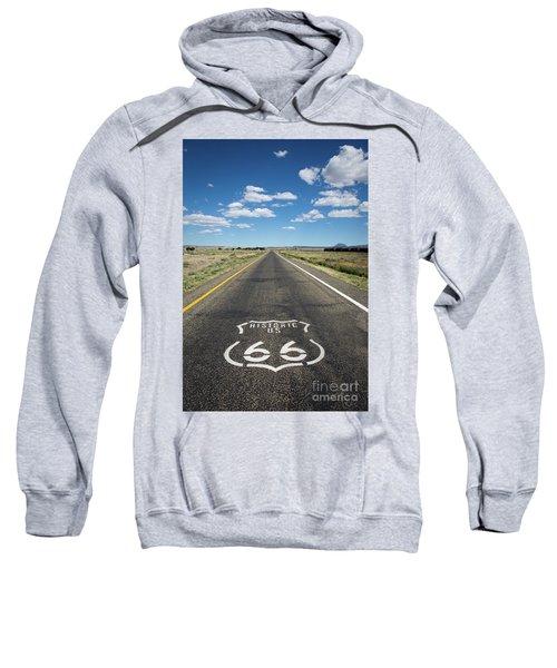 Historica Us Route 66 Arizona Sweatshirt