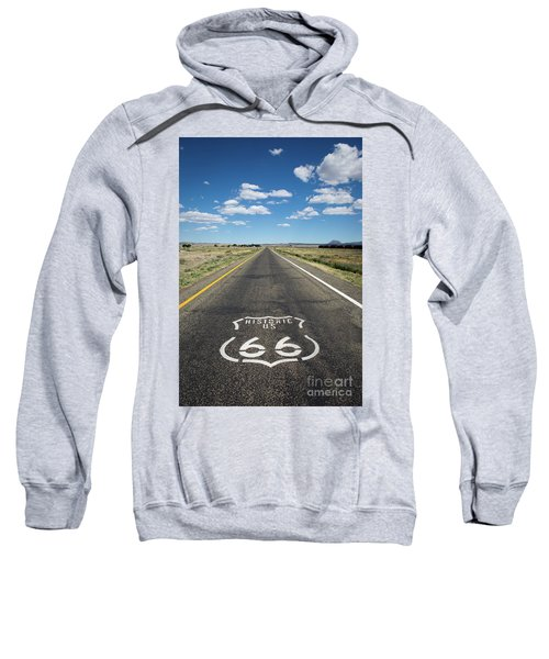Historica Us Route 66 Arizona Sweatshirt