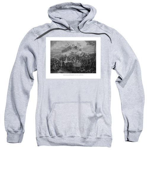 Historical Monument Of Our Country Sweatshirt