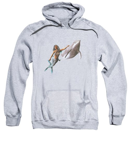 Hitching A Ride Sweatshirt