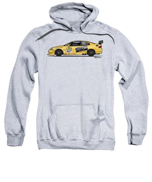 Holden Monaro Cv8 427c Garry Rogers Motorsport 2002 Sweatshirt