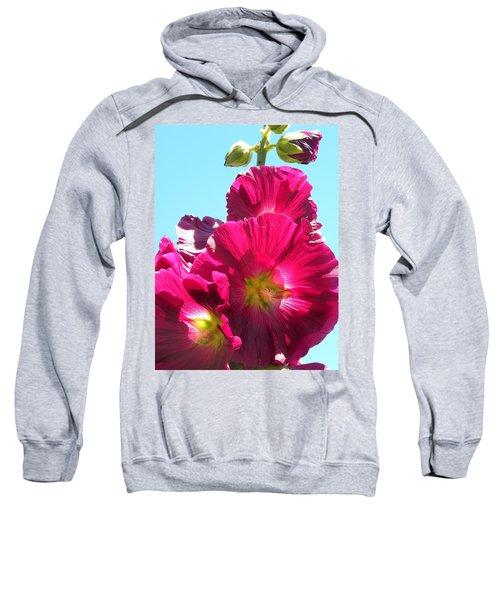 Hollyhock Sweatshirt