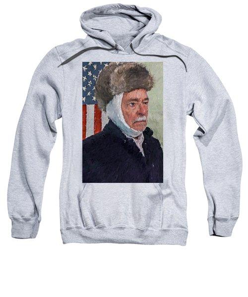 Homage To Van Gogh Two Sweatshirt