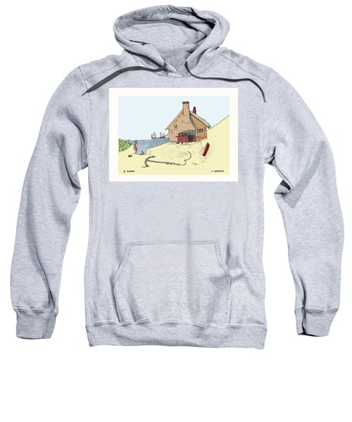 Home By The Sea Sweatshirt