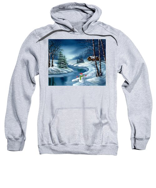 Home For The Holidays Sweatshirt