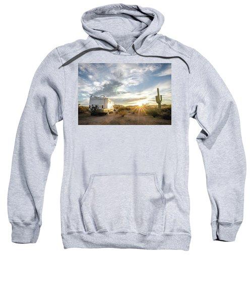 Home In The Desert Sweatshirt